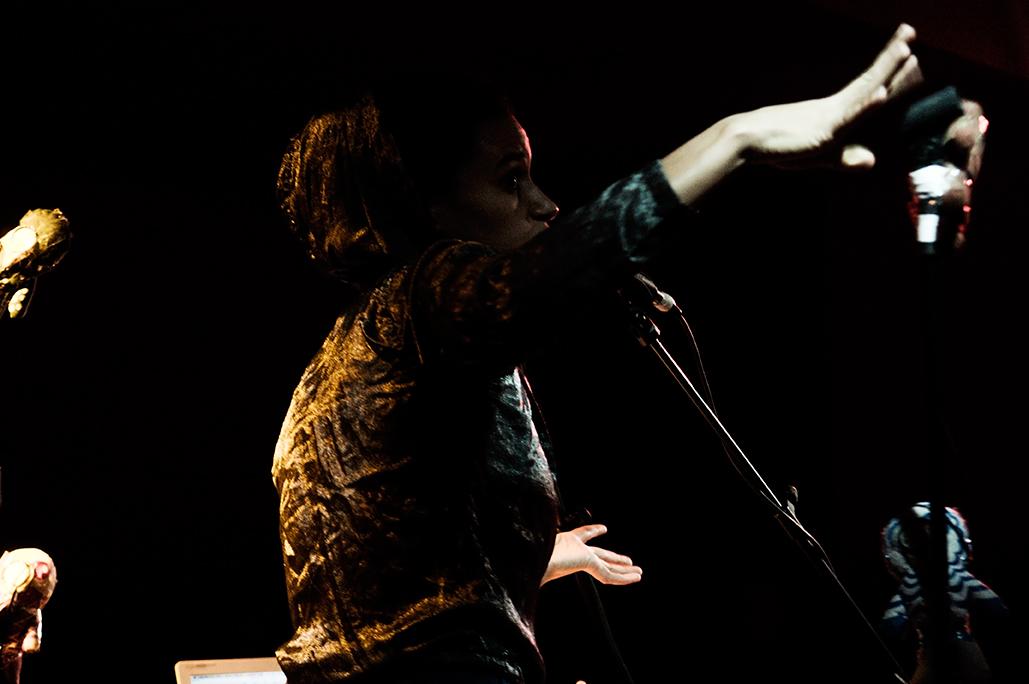 """altrospazio fotografia, live music """"First Box Then Walk"""" di Oy presso l'Istituto Svizzero di Roma"""