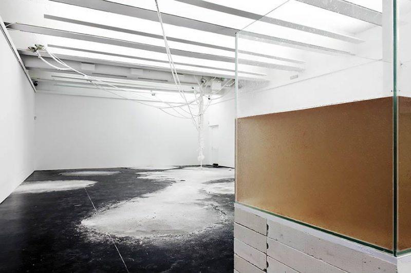 altrospazio fotografia, Jorge Peris installa la sua opera