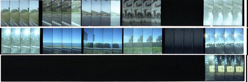 altrospazio fotografia, progetto di decostruzione della città