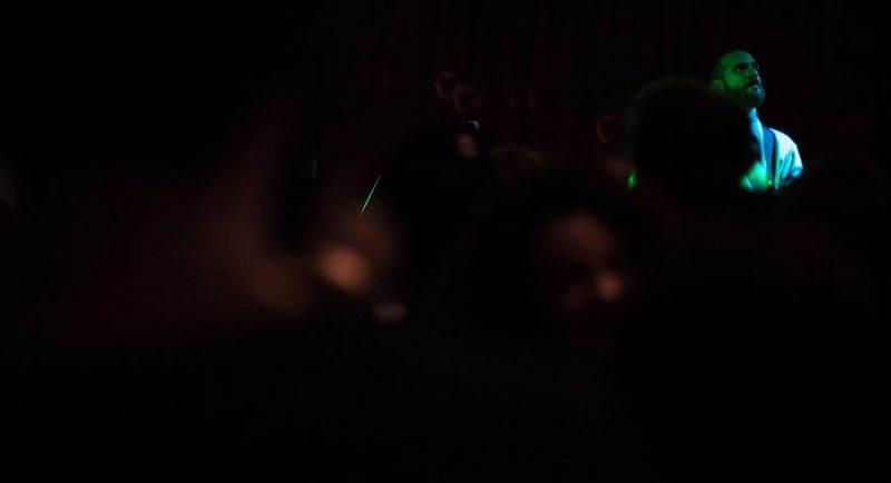 altrospazio fotografia, Calcutta e Brace durante il concerto
