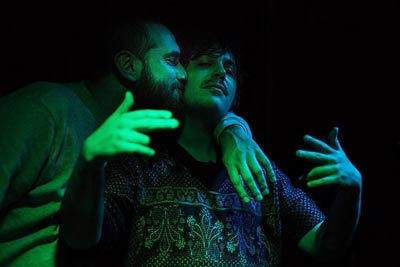 """altrospazio fotografia, Calcutta e Brace durante il concerto """"Mainstream"""" al SIdro di Savignano sul Rubicone"""