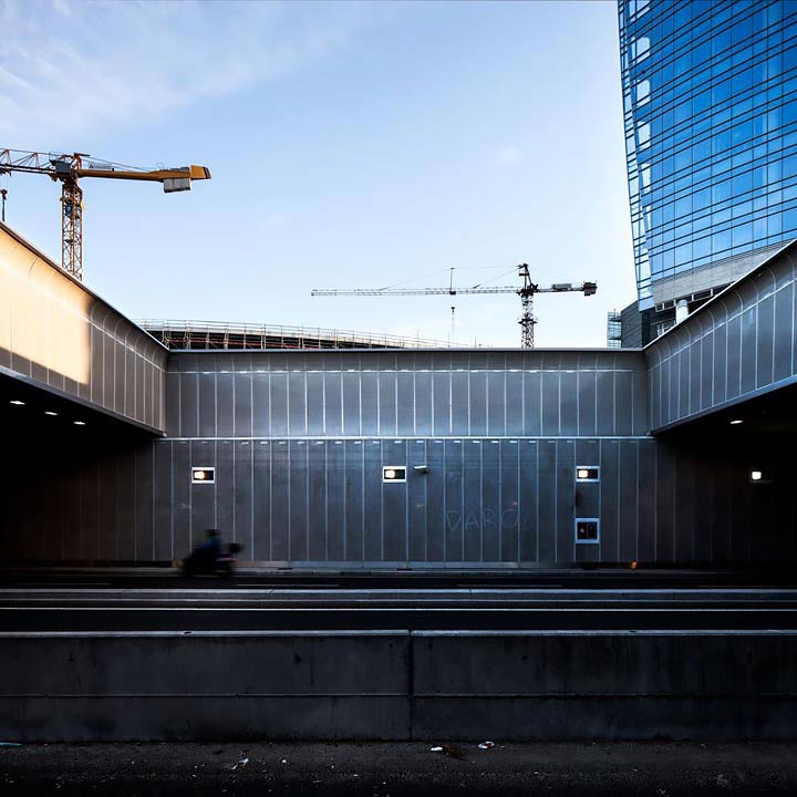 altrospazio fotografia, appunti di viaggio a Milano, uno sketchbook