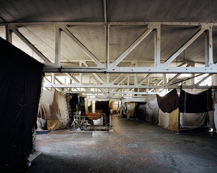 formazero, un progetto realizzato all'interno l'Hotel Africa a Roma