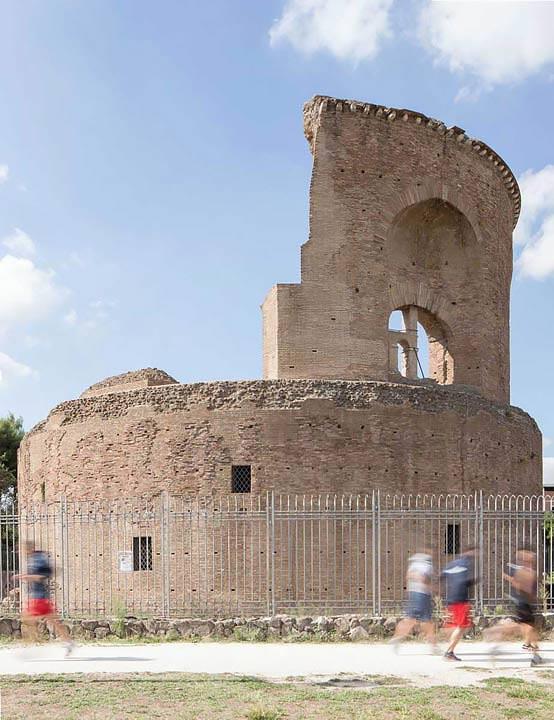 altrospazio fotografia, un giro per le architetture di Roma, Villa Gordiani