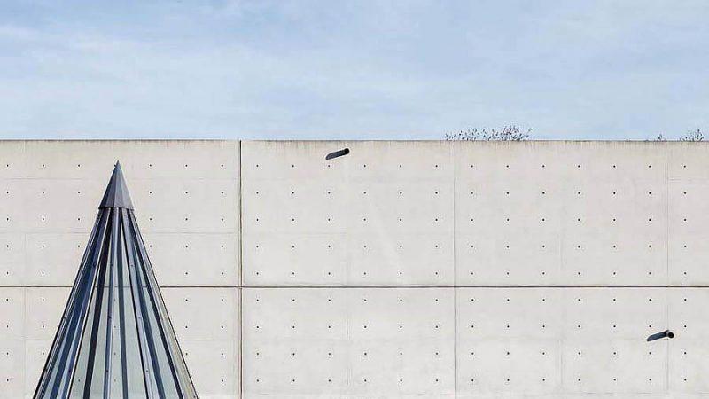 altrospazio fotografia, la Fabrica Benetton di Tadao Ando
