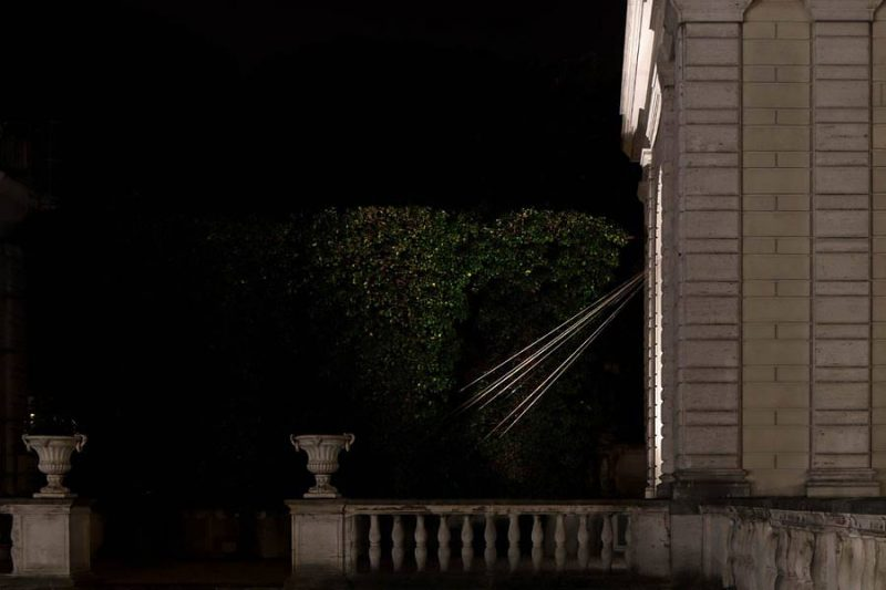 altrospazio fotografia, 5 Mostre - Vision(s), una raccolta di scatti dall'esposizione presso l'Accademia Americana di Roma.