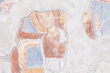 PIC, Patrimonio in Comune - Abside del Santuario di Santa Maria della Sperlonga a Palomonte