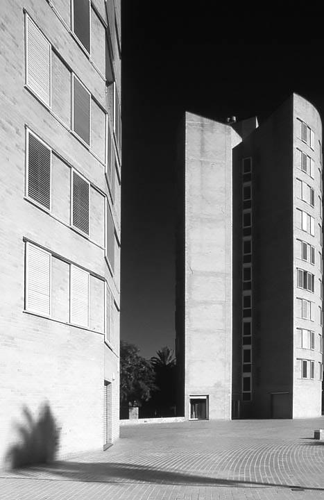 altrospazio fotografia, sketchbook architettonico di Barcellona