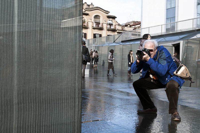 altrospazio fotografia, immagini del pubblico prese da varie inaugurazioni al MACRO di Roma