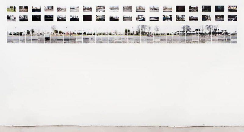 altrospazio fotografia, un progetto di vivisezione urbana. Osservando da ogni forcella del Palazzetto dello Sport di Nervi