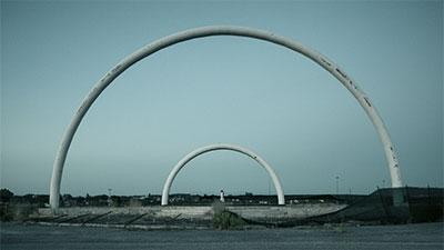 altrospazio fotografia, Palinsesti è un cortometraggio sulla stratificazione culturale di Roma. In collaborazione con Carlo Antonicelli