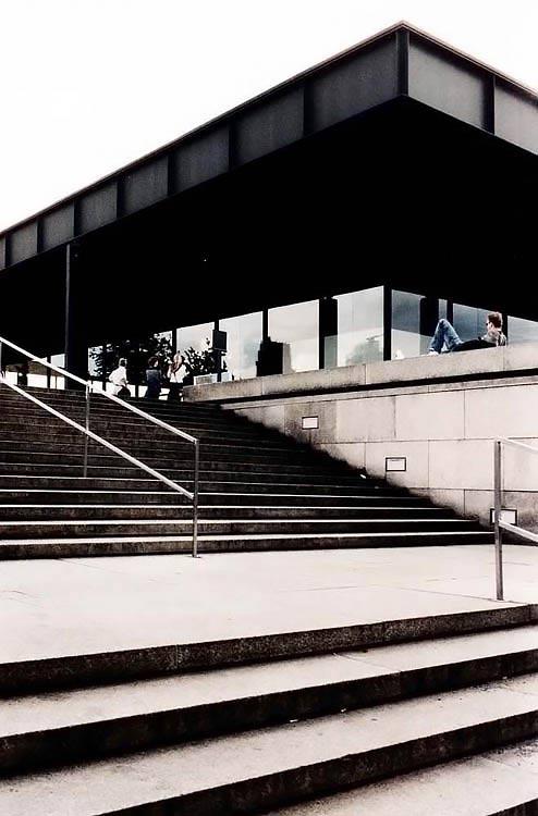 altrospazio fotografia, un giro tra l'architettura della Germania