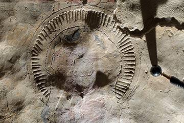 PIC - Patrimonio in Comune. RTI, Reflectance Transformation Imaging dell'affresco del Santuario della Sperlonga