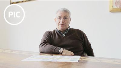 PIC - Patrimonio in Comune, Gianpiero Feliciotti, presidente dell'Unione Montana Monti Azzurri, sostiene il progetto