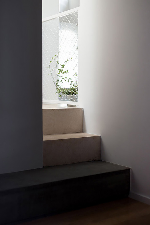 altrospazio, Nisida, la casa progettata da Margine nel quartiere Quadraro di Roma